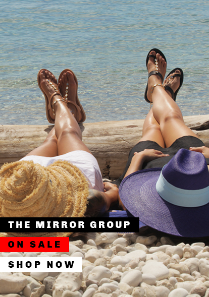 The mirror group on sale!