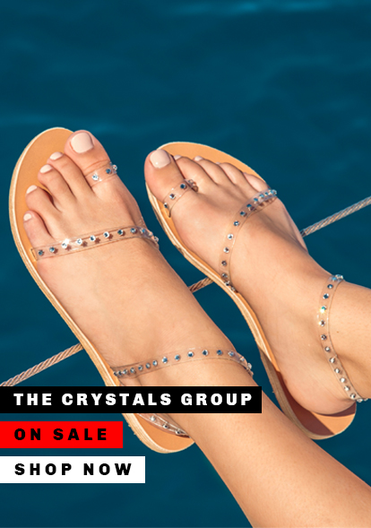 The crystals group on sale!