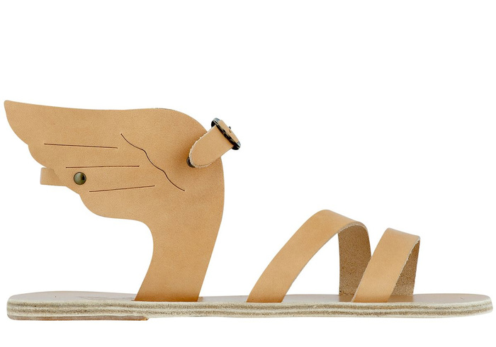 Hermes Natural By Greek Ancient Sandals GSzUMpjLqV