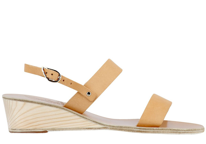 1a9ebb6601a Buy Clio Wedge Sandals by Ancient-Greek-Sandals.com