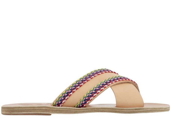 625e244adf5 Buy Thais Raffia Sandals by Ancient-Greek-Sandals.com