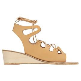 Antigone Wedge - Natural