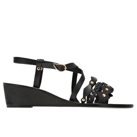 Lysistrate Wedge - Black