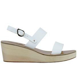 Clio Clog - White