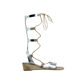 Thebes Wedge - Silver