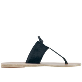 Melina - Pony Black/Nat Sole