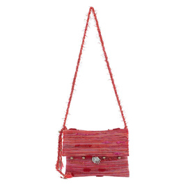 Atropos Cross Body - Fuchsia