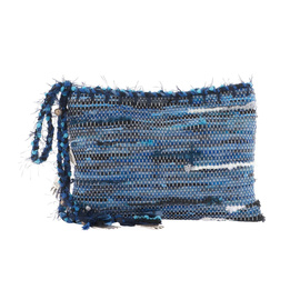 Clotho Clutch - Blue