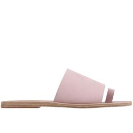 Ligia - Nubuck Pink