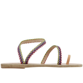 Apli Eleftheria Raffia - Natural/Multi Stripe