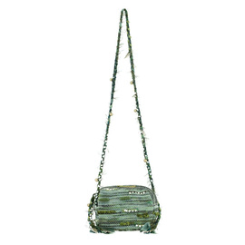 Lachesis Cross Body - Green