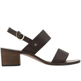 Lefki Block - T-Moro/Chestnut Heel