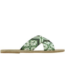 Thais - Bandana Green