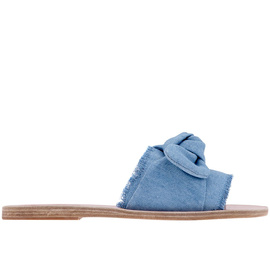 TAYGETE BOW - LIGHT DENIM