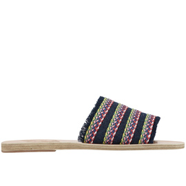 Taygete Raffia - Dark Denim/Multi Str