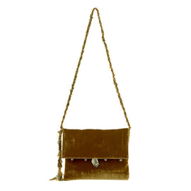 Atropos Cross Body - Velvet Mustard