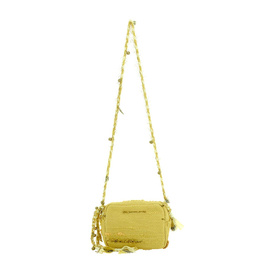 Lachesis Cross Body - Yellow