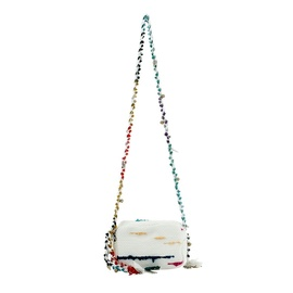 Lachesis Cross Body - White/Multi