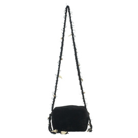 Lachesis Cross Body - Velvet Black