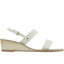 CLIO WEDGE - OFF WHITE