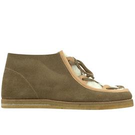 Hera Boots - CROSTA CAM/WHT SHEEP