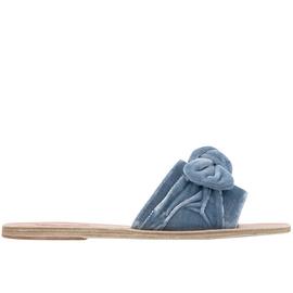 Taygete Bow - Velvet Azur