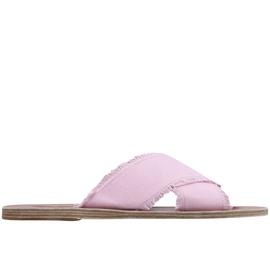 Thais - Pink Denim