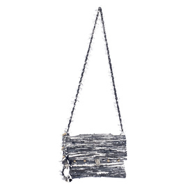 Atropos Cross Body - Black & White