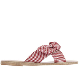 Thais Bow - Gingham Red