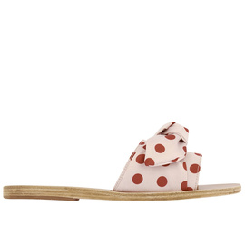 Taygete Bow - Pois Red