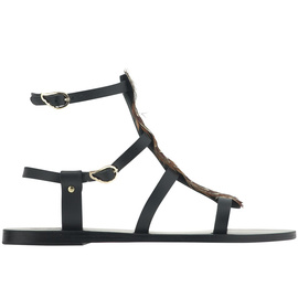 Phaesant Ankle - Black