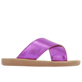 Little Thais Soft - Canvas Lame Fuchsia