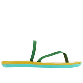 Flip Flop - Green/Yellow