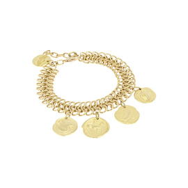 Triple Chain Coins - M.Gold/M.Gold Coin