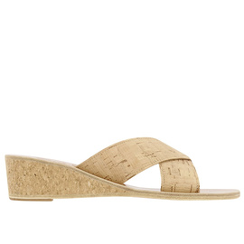Thais Wedge - Plain Cork