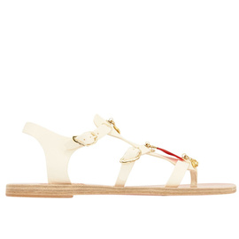 GAS BIJOUX<br>GRACE KELLY CHARMS - OFF WHITE/RED CHARMS