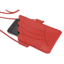 AGS MOBILE CASE - RED