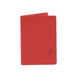 Passport Case - Red