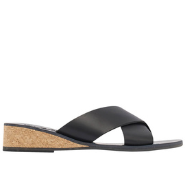 THAIS WEDGE - BLACK