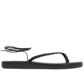 PLAGE LACE UP - BLACK