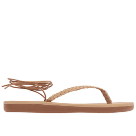 PLAGE LACE UP - NATURAL