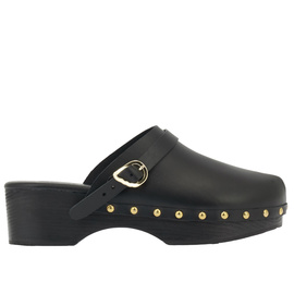 CLASSIC CLOSED CLOG - BLACK
