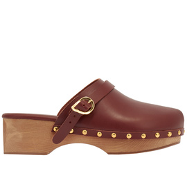 CLASSIC CLOSED CLOG - CHESTNUT