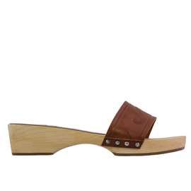 Zeus + Δione<br>CLOG WAVE - CHESTNUT