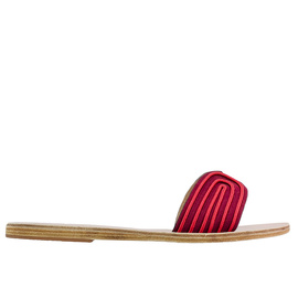 Zeus + Δione<br>THE HARNESS SLIDE - BORDEAUX/RED
