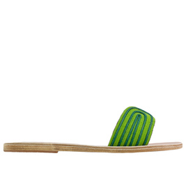 Zeus + Δione<br>THE HARNESS SLIDE - GREEN/OLIVE