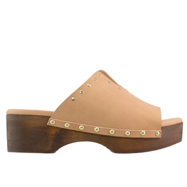 SAGINI CLOG - NATURAL