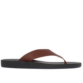 CHARYS MEN COMFORT - CHESTNUT/BLACK SOLE