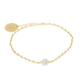 FINE CHAIN DIAMOND - GOLD