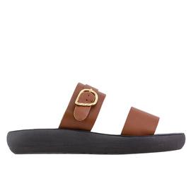 PREVEZA COMFORT - COTTO/BLACK SOLE